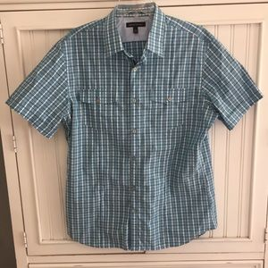 Men's banana republic button down